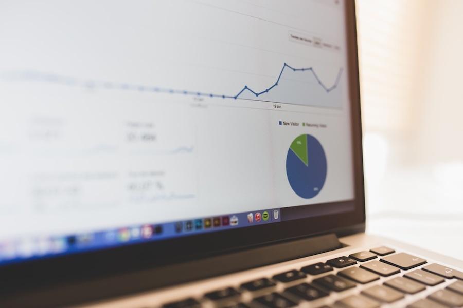 Measuring Data on Google Analytics